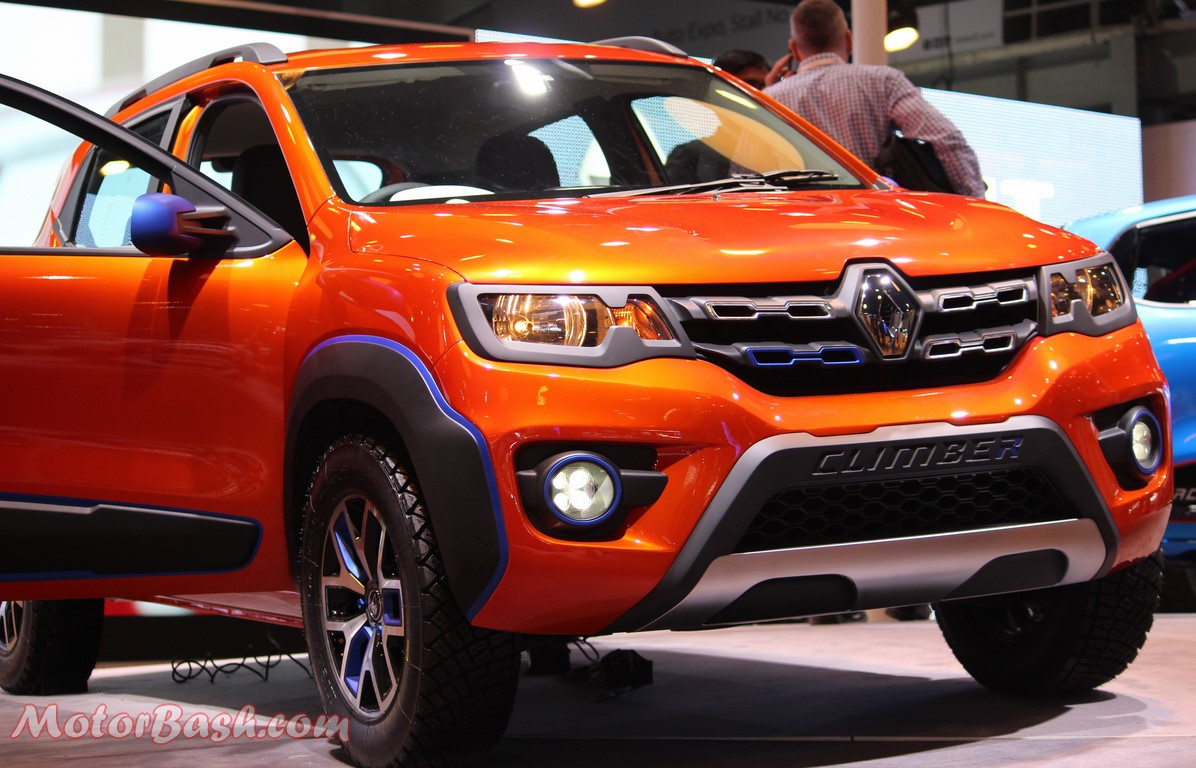 Renault Kwid Climber Concept-Pic-Front1