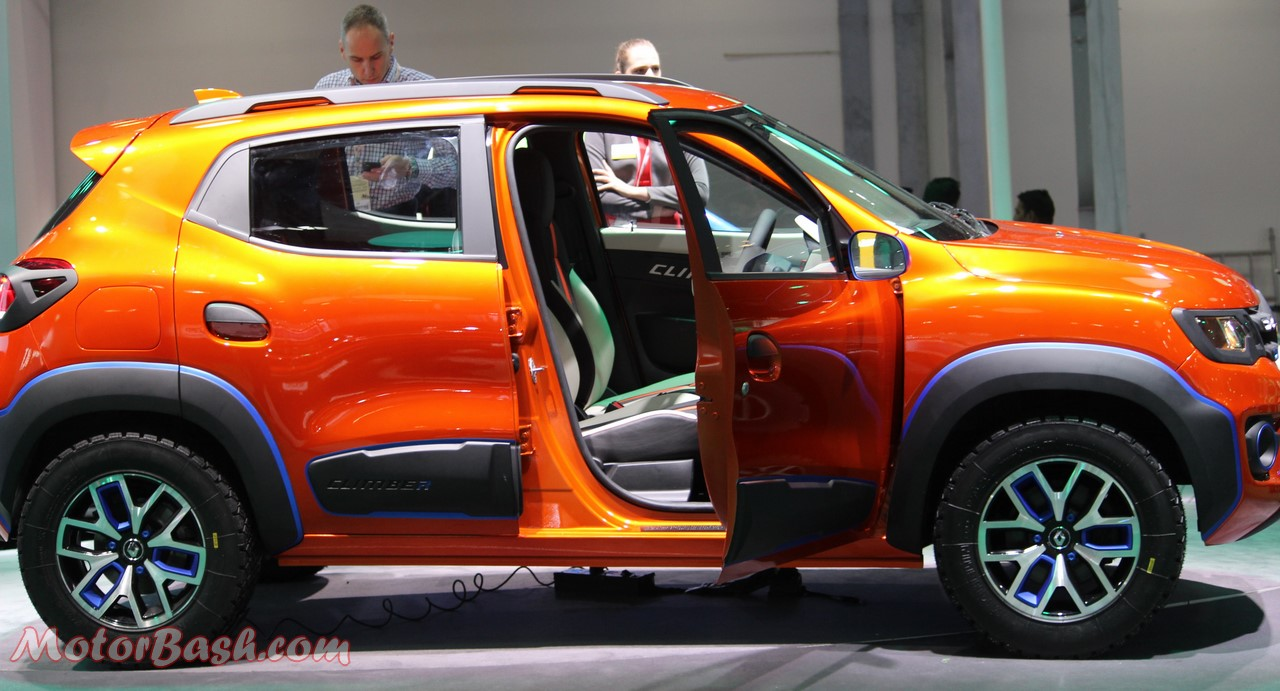 Renault Kwid Climber Concept-Pic-Side