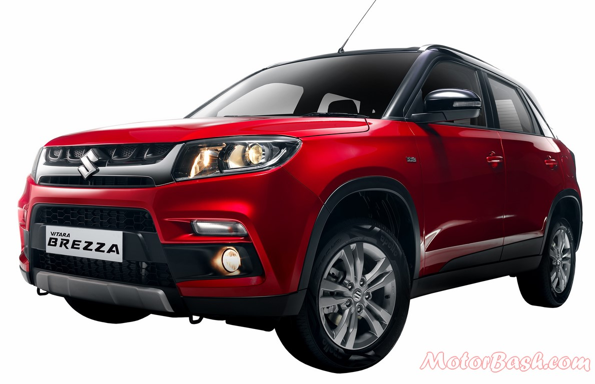 Maruti Vitara Brezza Auto Expo Launch Very Soon Pics Specs