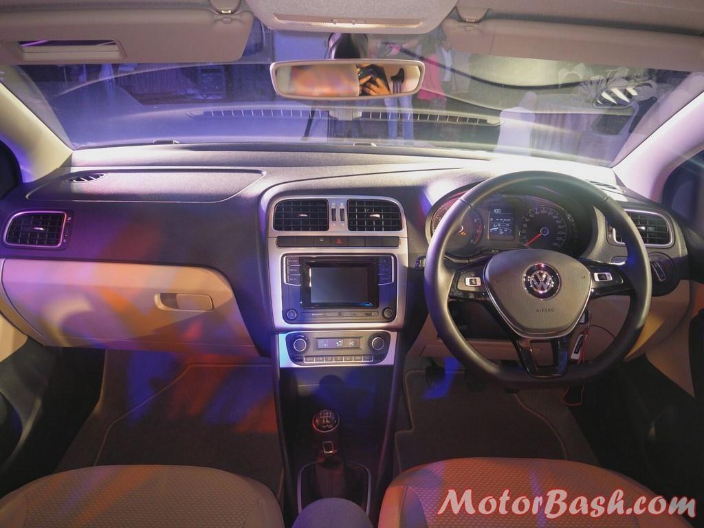 Volkswagen Ameo 5