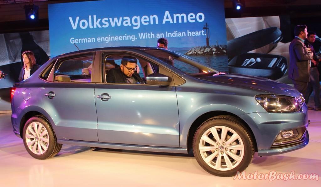 Volkswagen-Ameo-Compact-Sedan-side