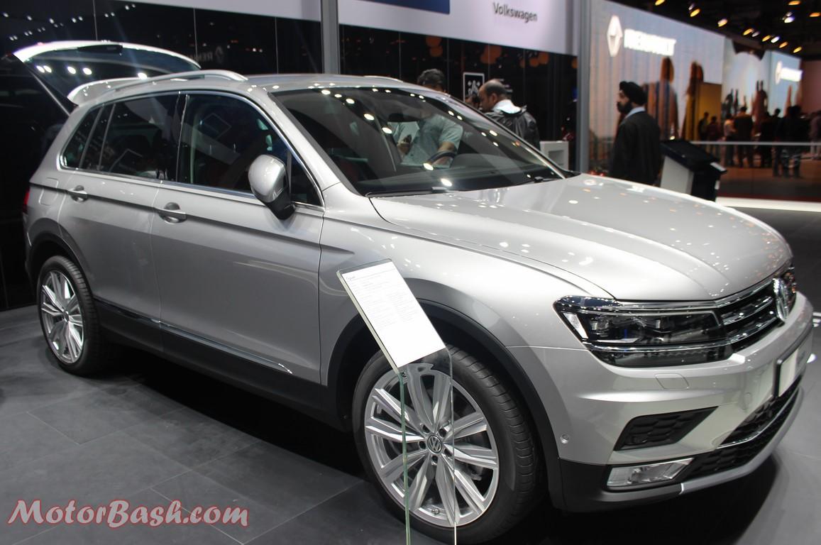 Volkswagen Tiguan Crossover India