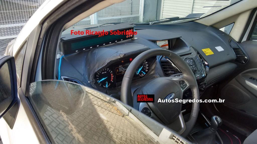 Ford EcoSport facelift 1