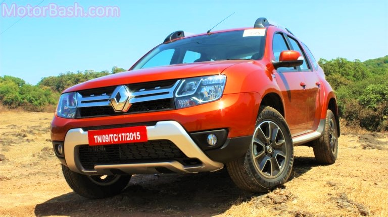 New Duster AMT Review :Orange Front (1)