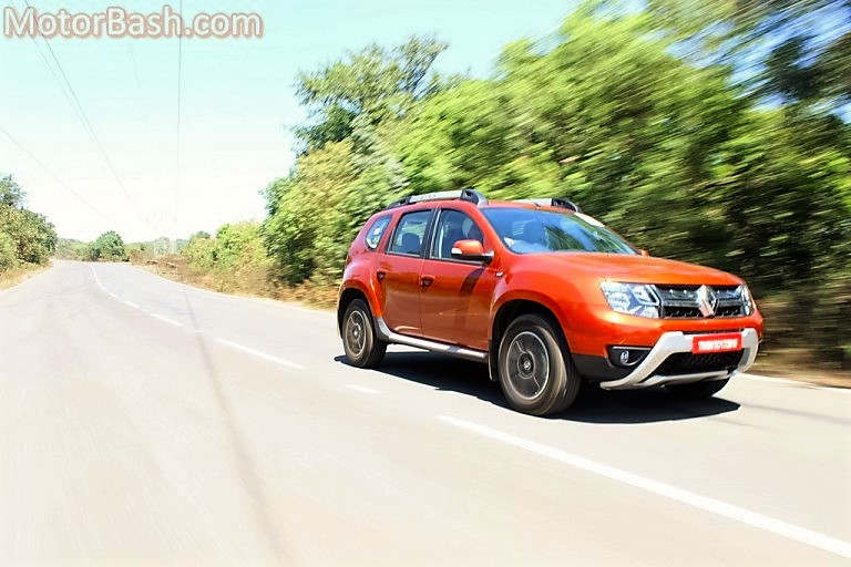 New Duster AMT Orange pic