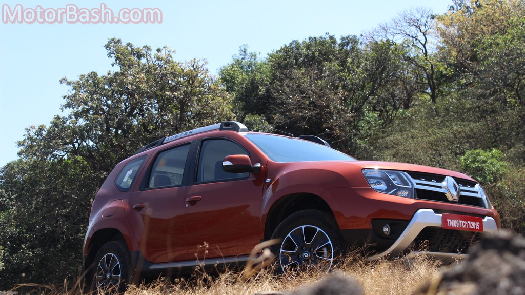 New Duster AMT Review