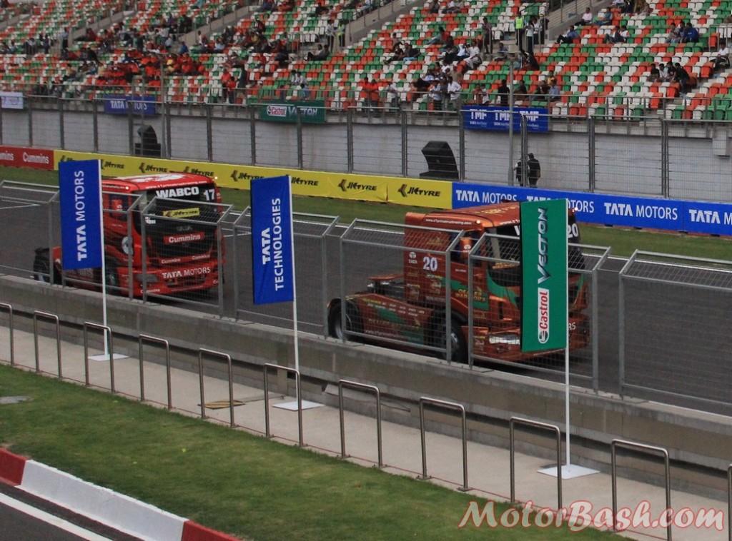 Tata T1 Prima Truck Racing 1