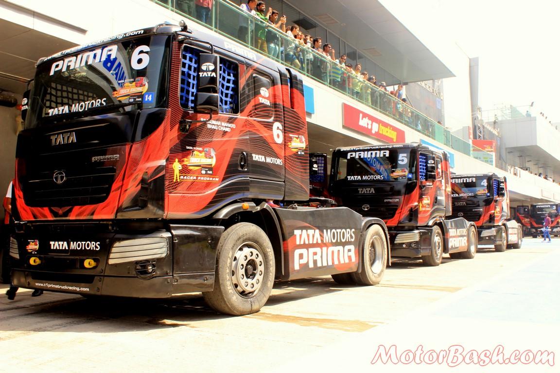 Tata T1 Prima Truck Racing 6