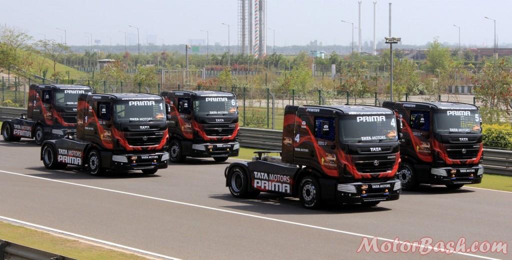 Tata T1 Prima Truck Racing 7