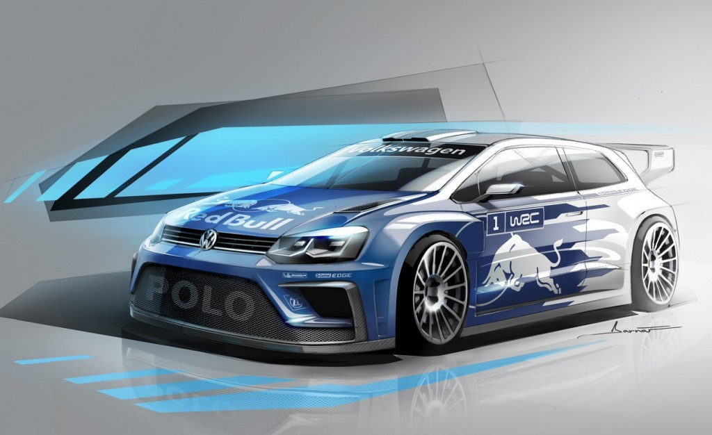 2017 Volkswagen Polo R WRC