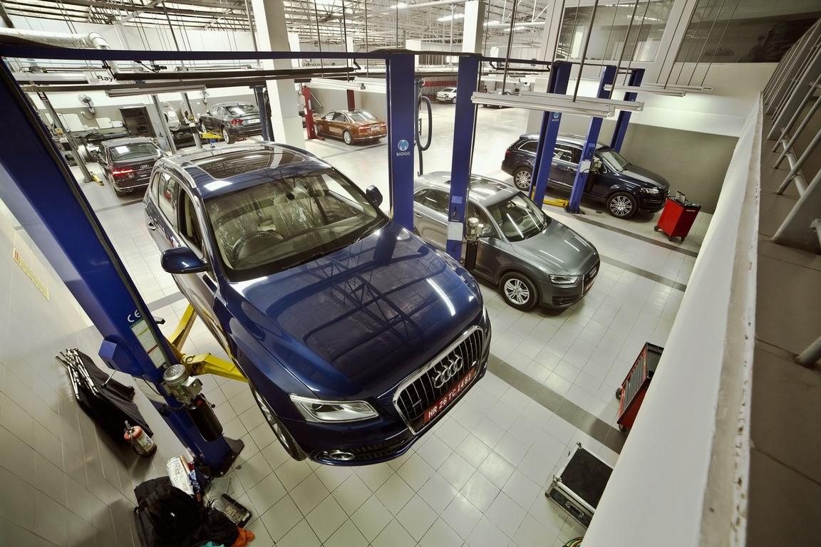 Audi Makes Gurgaon Service Centre Open 24x7 Motorbash Com