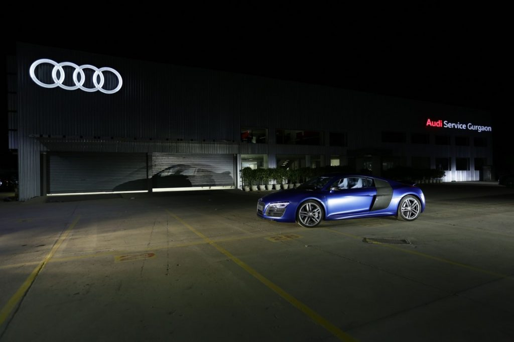 Audi Service Gurgaon_Open All Day_Open All Night