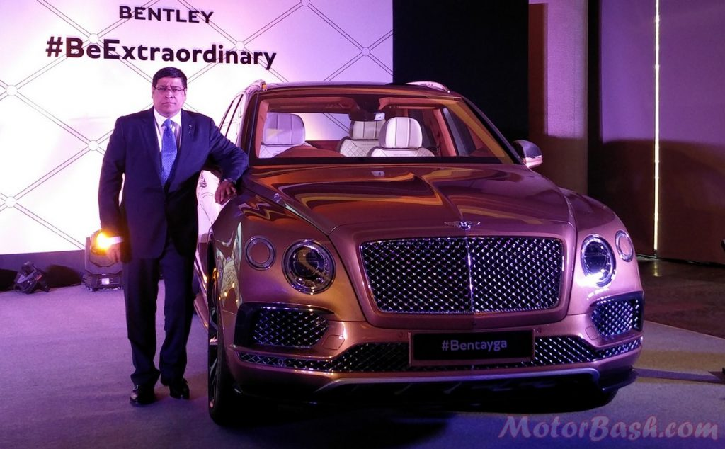Bentley Bentagya cover pic