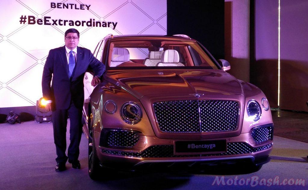 Bentley Bentagya cover pic