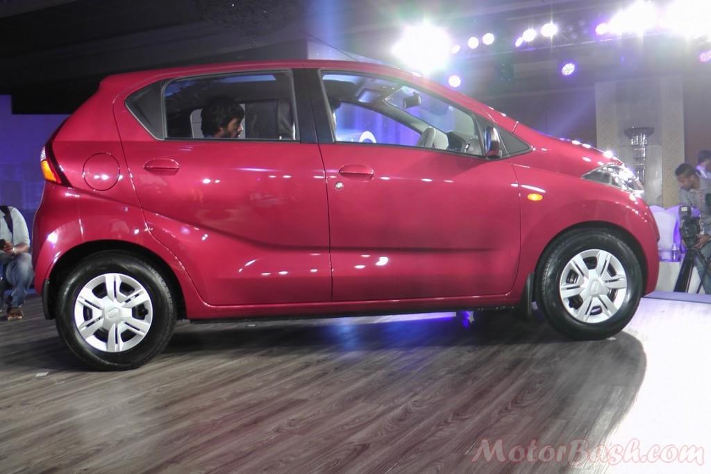 Datsun redi-Go side