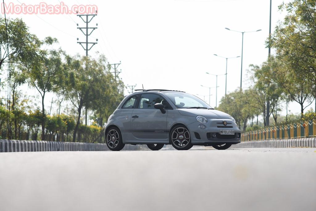Fiat 500 Abarth 595 Competizione wallpaper