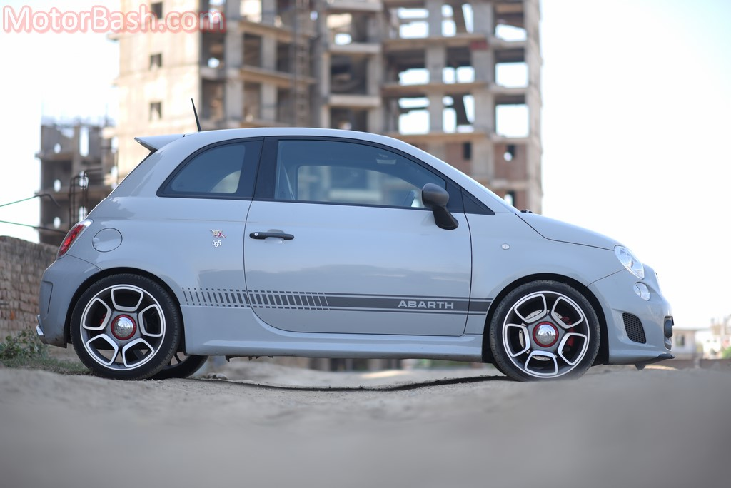 fiat 500 abarth 595 competizione road test review. Black Bedroom Furniture Sets. Home Design Ideas