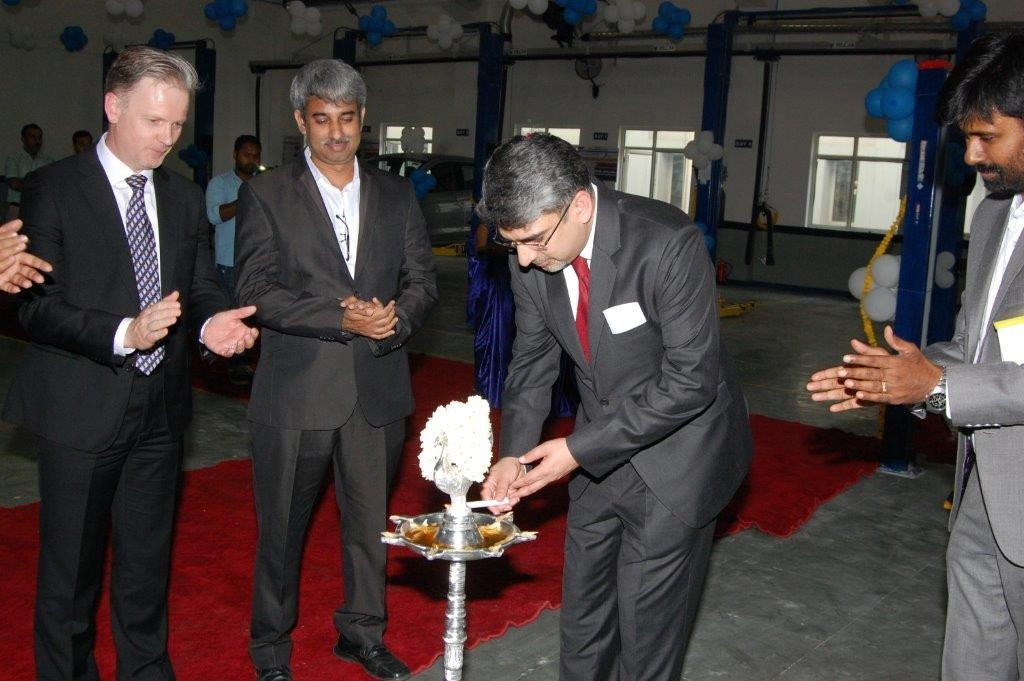 Ford Manesar Technical Centre