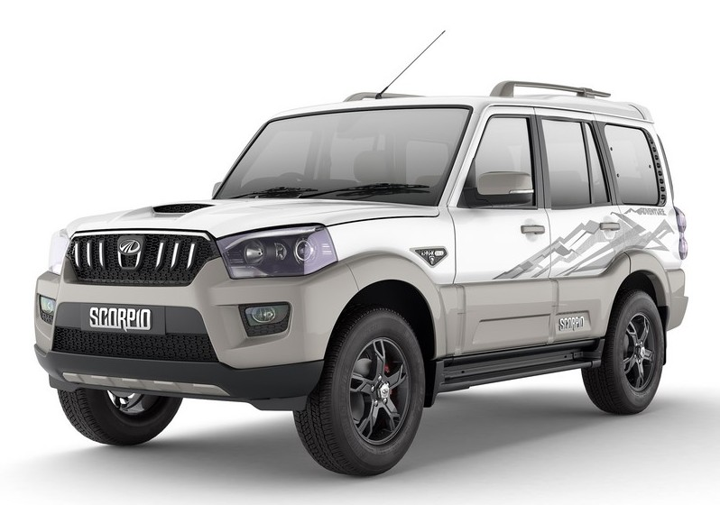Mahindra Scorpio Adventure Limited Edition