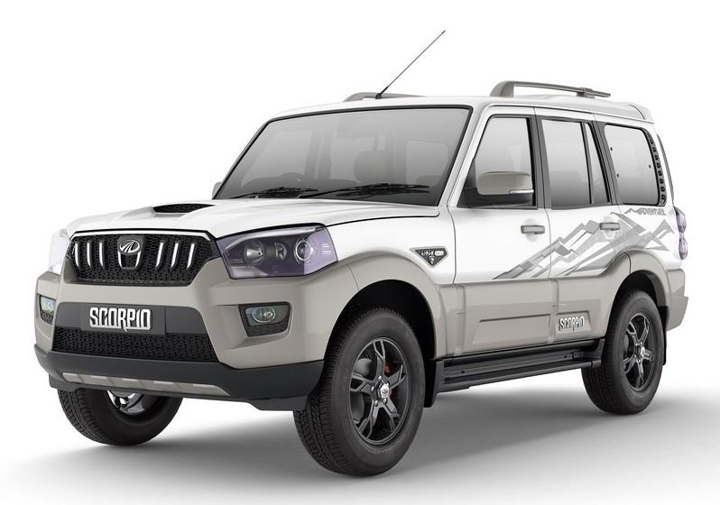 Mahindra Scorpio Adventure Limited Edition