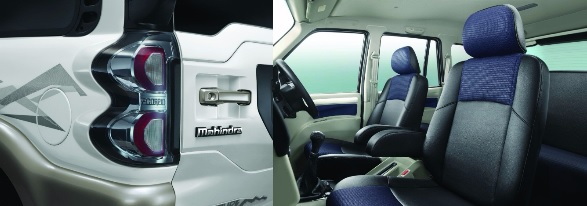 Mahindra Scorpio Adventure features 2