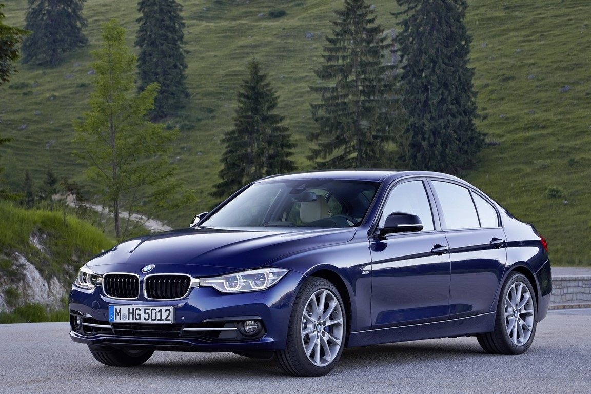 New bmw car finally he chooses bmw over his favorite scorpio car - Bmw Re Introduces Petrol Power In 3 Series