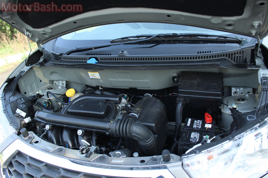 Datsun Redigo engine