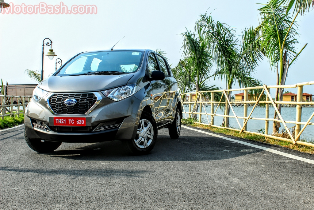 Datsun Redigo in Calcutta