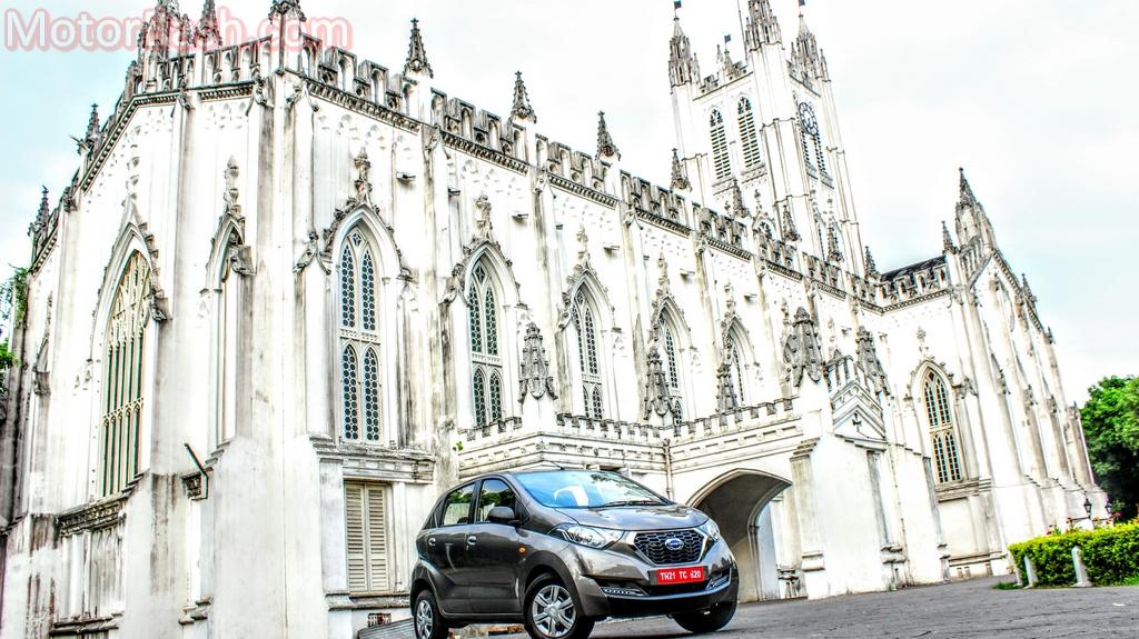 Datsun Redigo launch