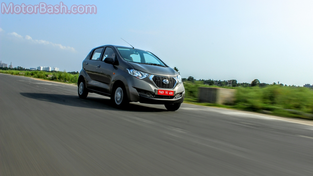 Datsun Redigo road test review