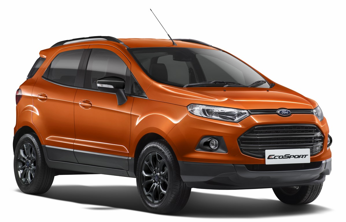 Ford EcoSport Black Edition Red Mars (1)