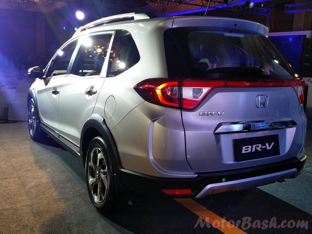 Honda BR-V tail