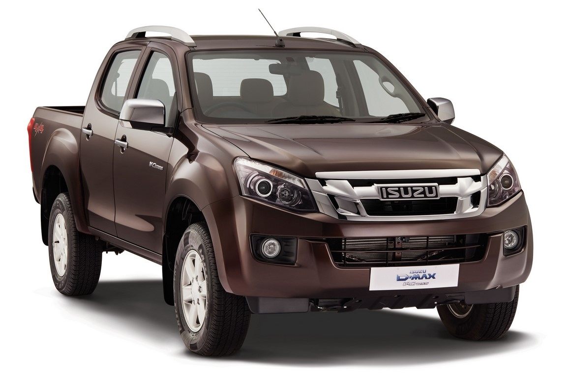 isuzu d max v cross price specs details bookings open. Black Bedroom Furniture Sets. Home Design Ideas