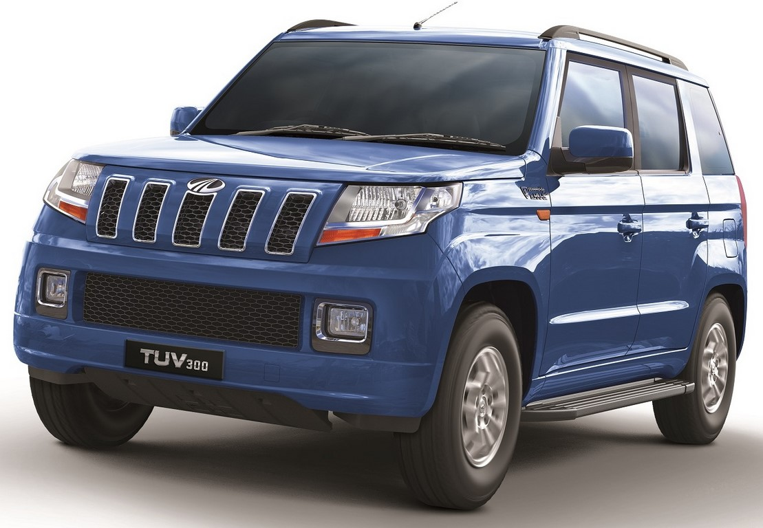 Mahindra Launches 100hp Tuv300 T8 Price Specs Details Pics