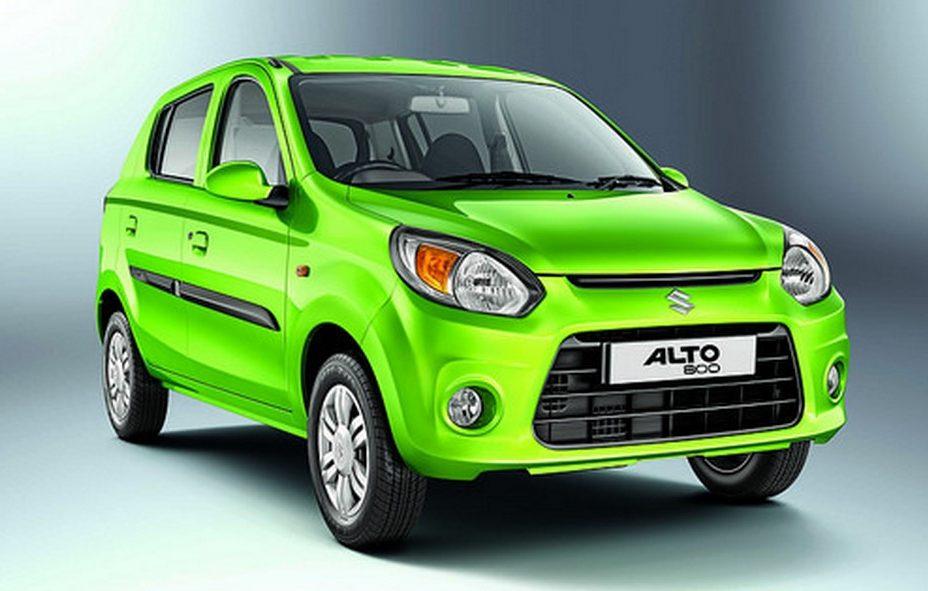 2016 Maruti Alto 800 Facelift