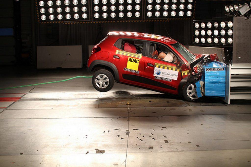 Renault Kwid airbag