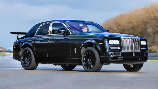 Rolls Royce prototype