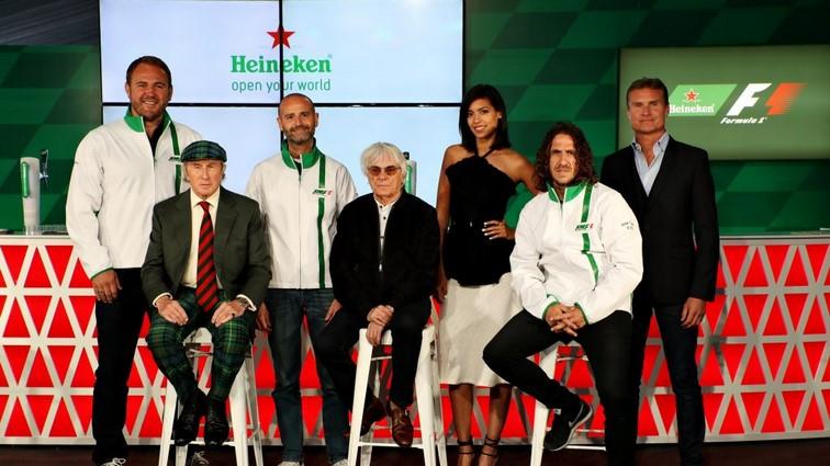 F1 Heineken