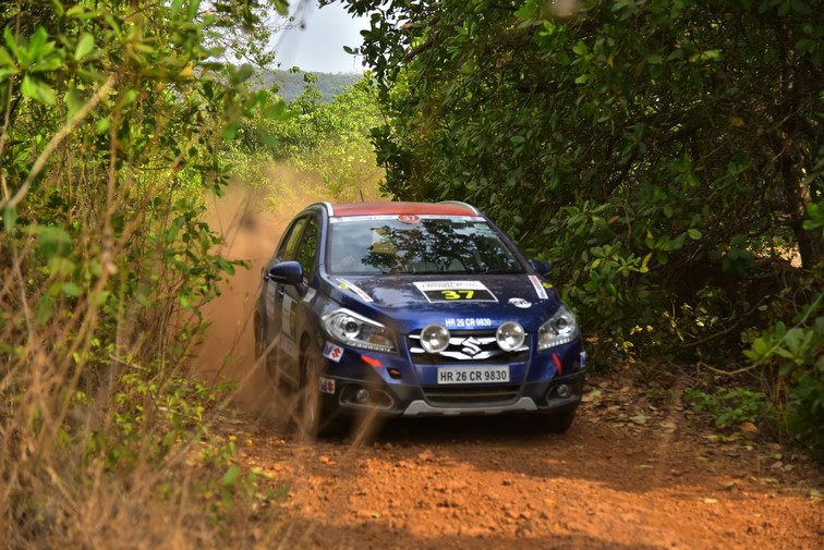 Maruti Suzuki Backwaters Rally - Teaser (1)