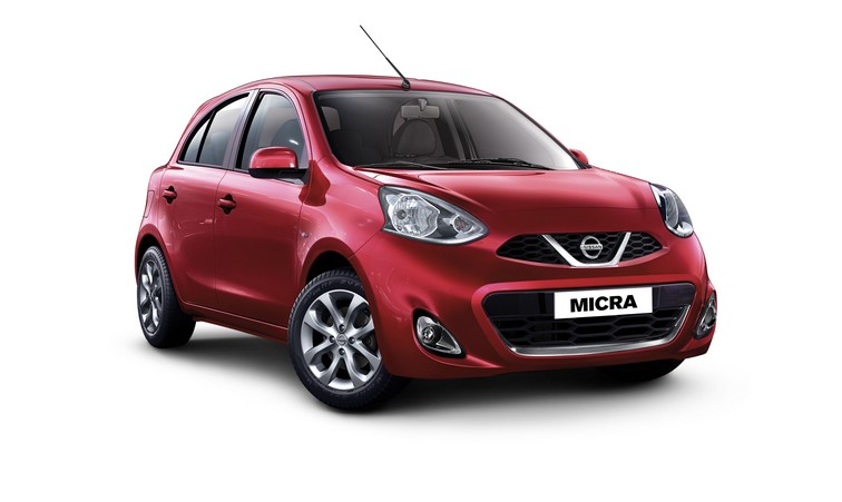 Nissan Micra X-Shift