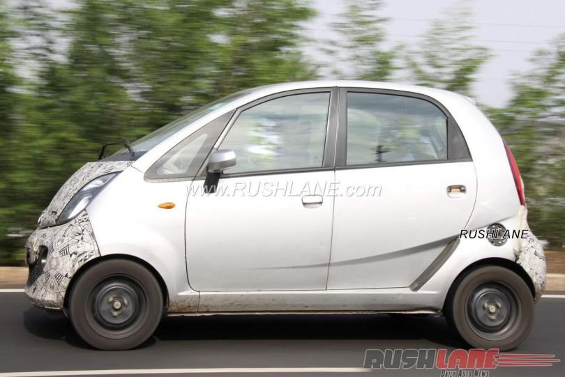 Tata Nano electric side 2