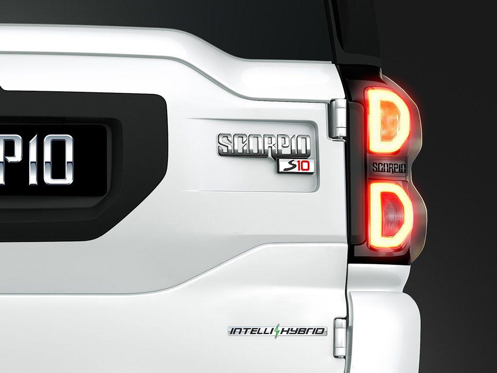 Scorpio - IH - Logo on Product