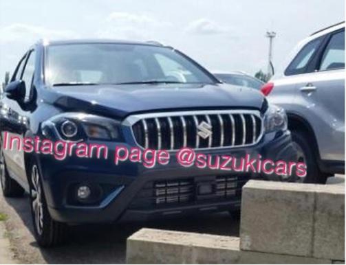Suzuki S-Cross 1