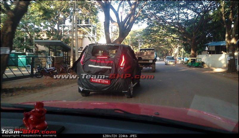 Mahindra Reva e20 four door 2