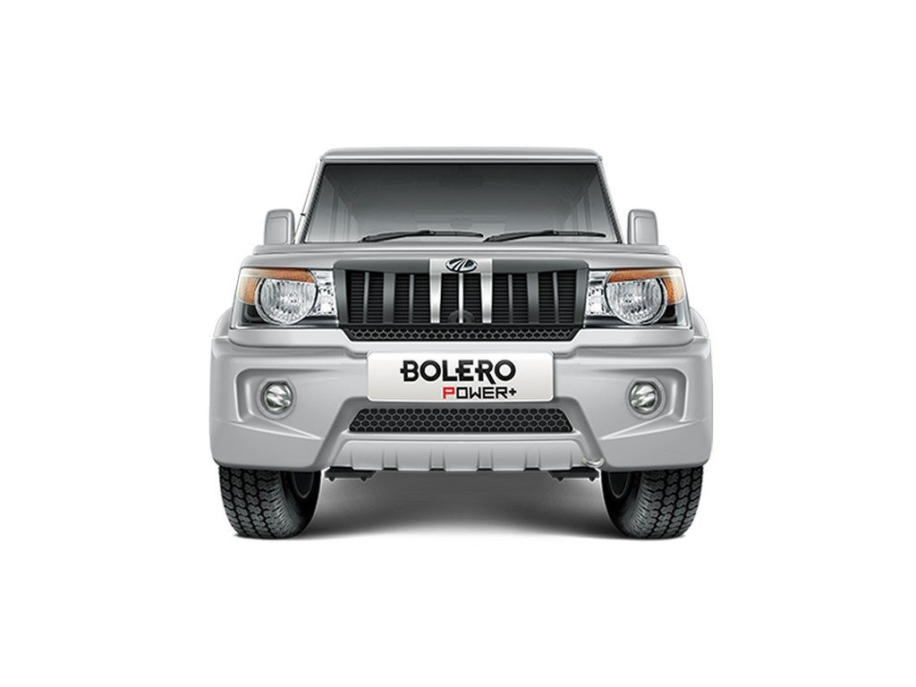 mahindra-bolero-power-front