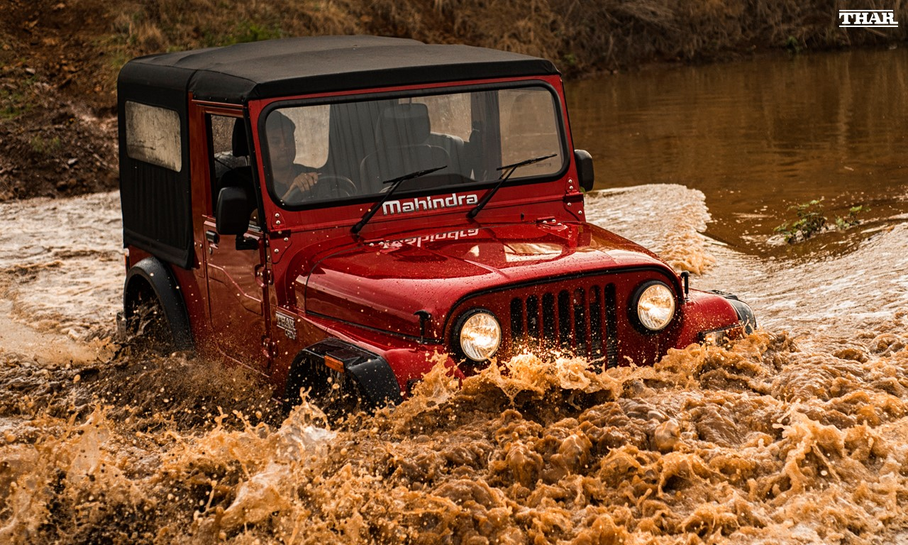 BS4 Compliant Mahindra Thar M2DiCR Launched: Price, Specs ...