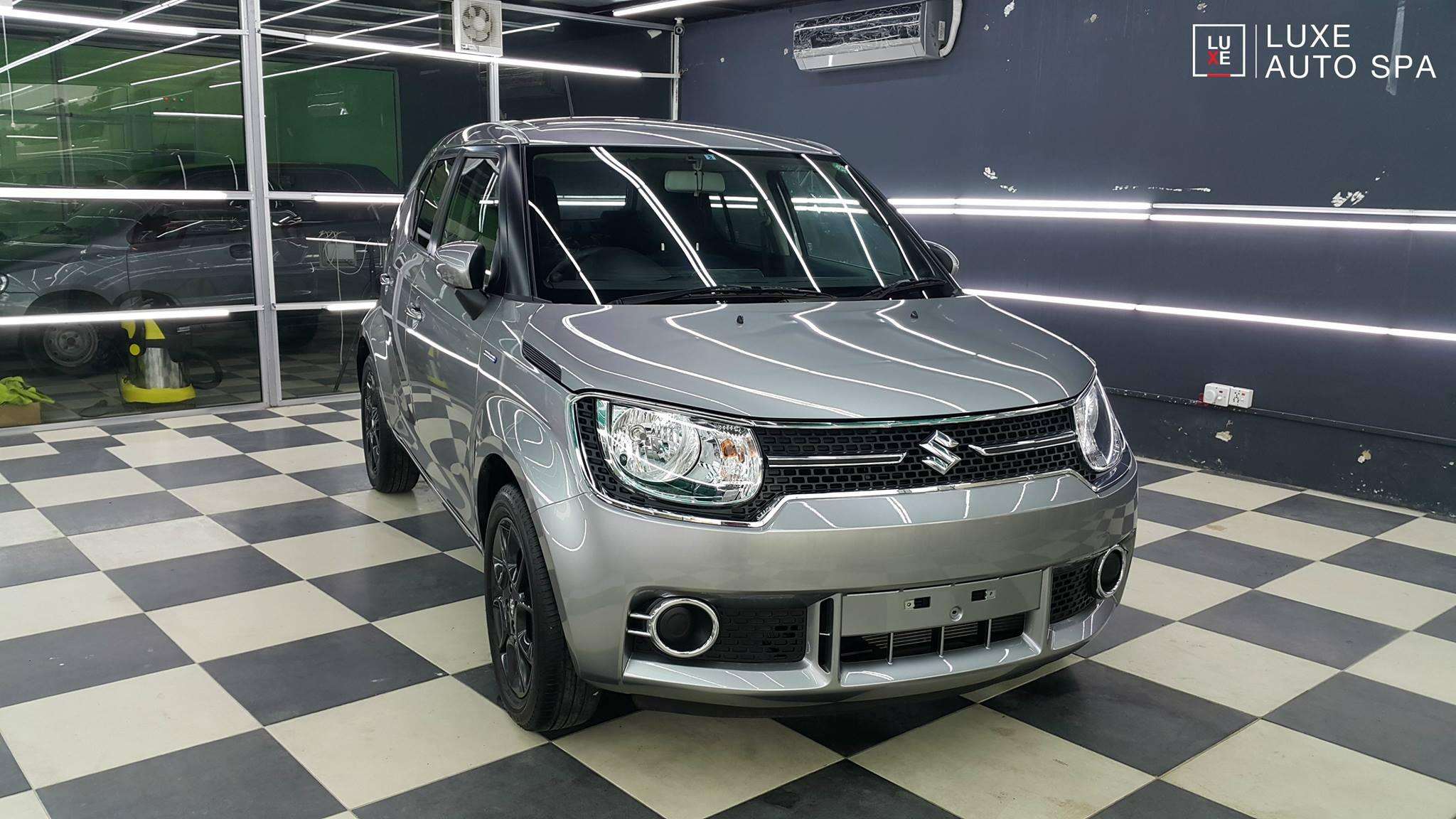 Suzuki Ignis AMT