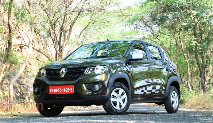Renault Kwid AMT Review: First Drive