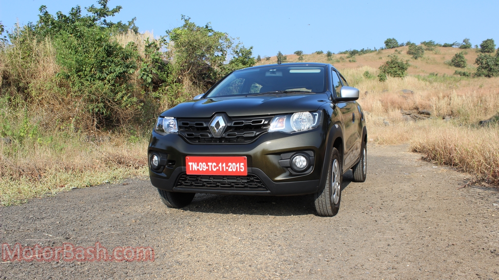 Renault Kwid AMT Review: 'Easy-R' First Drive, Performance