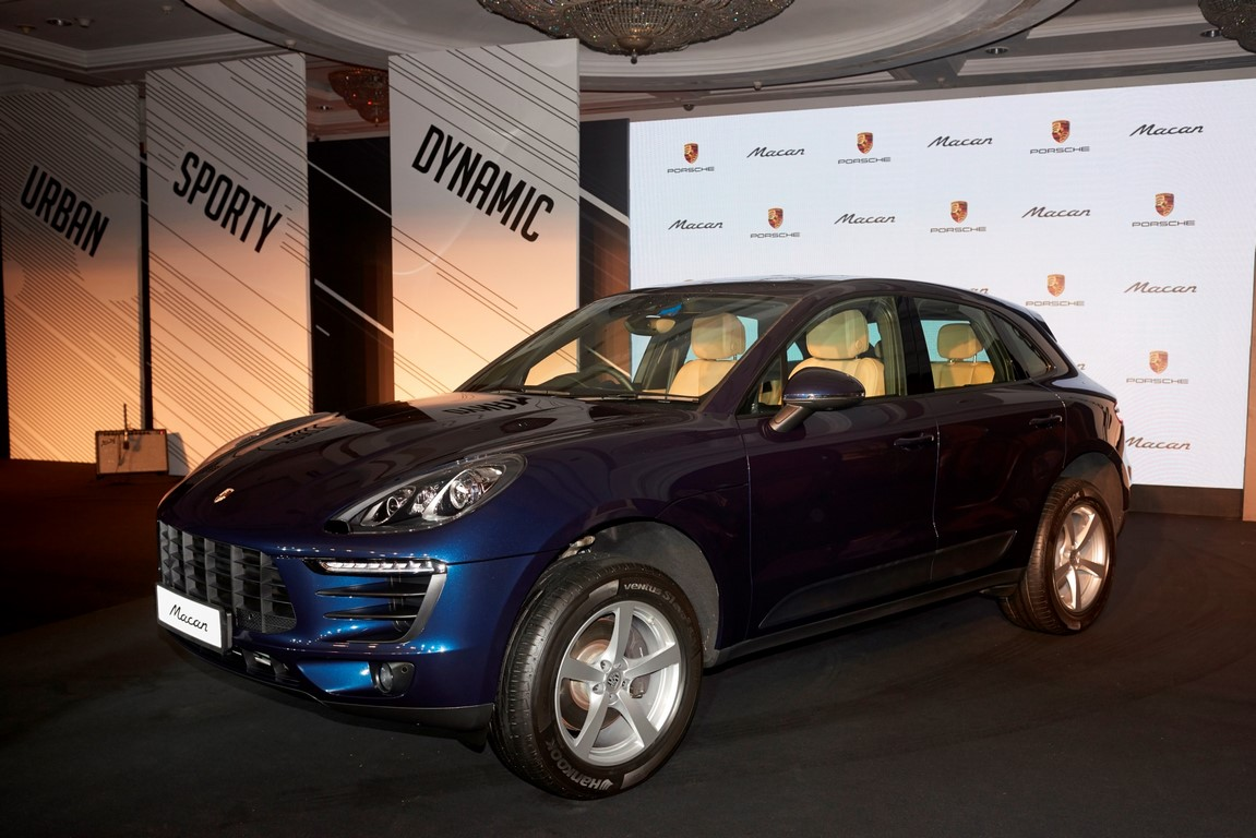 Porsche Macan R4 Launched at Rs 76.84 lakhs